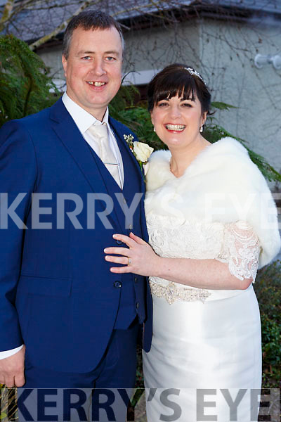 The Casey/Mcguire wedding in the Ballygarry House Hotel on Saturday January 20th, 2018