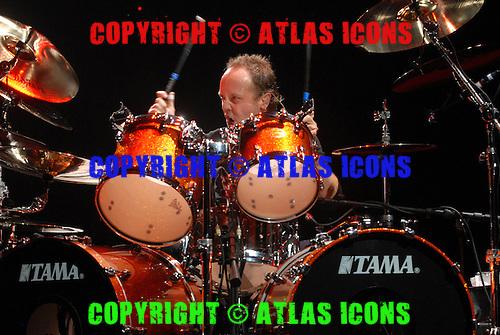 METALLICA 2008 WILLIAM HAMES