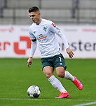 FussballFussball: agnph001:  1. Bundesliga Saison 2019/2020 27. Spieltag 23.05.2020<br />SC Freiburg - SV Werder Bremen<br />Pilot Rashica (SV Werder Bremen) am Ball<br />FOTO: Markus Ulmer/Pressefoto Ulmer/ /Pool/gumzmedia/nordphoto<br /><br />Nur für journalistische Zwecke! Only for editorial use! <br />No commercial usage!