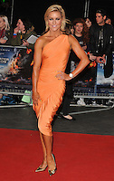 Natalie Lowe at the &quot;Deepwater Horizon&quot; European film premiere, The Empire cinema, Leicester Square, London, England, UK, on Monday 26 September 2016.<br /> CAP/CAN<br /> &copy;CAN/Capital Pictures /MediaPunch ***NORTH AND SOUTH AMERICAS ONLY***