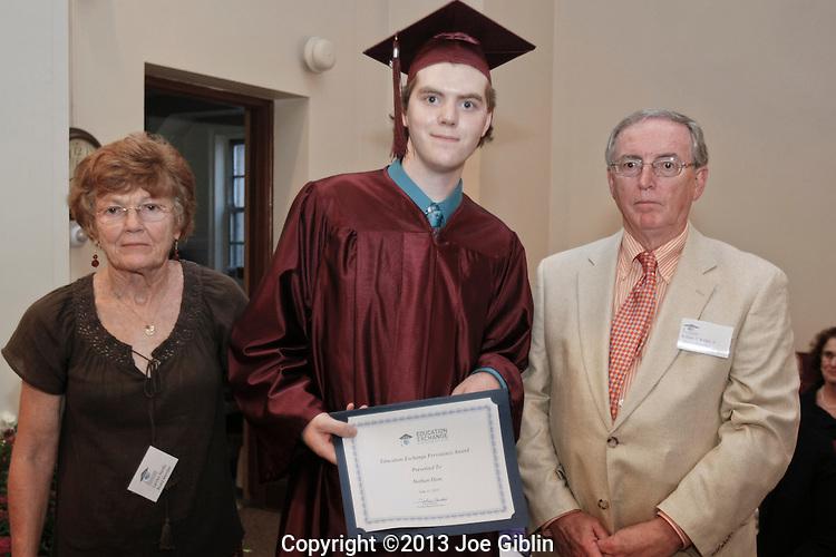 Education Exchange GED Graduation
