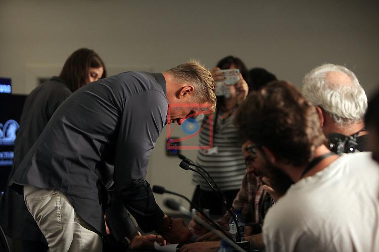 49 Festival Internacional de Cinema Fantastic de Catalunya-Sitges 2016.<br /> Conference Press Don't Kill It.<br /> Dolph Lundgren.