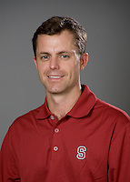 Philip Rowe of the Stanford golf team.