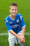 St Johnstone FC Academy Under 13's<br /> Jamie Oswald<br /> Picture by Graeme Hart.<br /> Copyright Perthshire Picture Agency<br /> Tel: 01738 623350  Mobile: 07990 594431