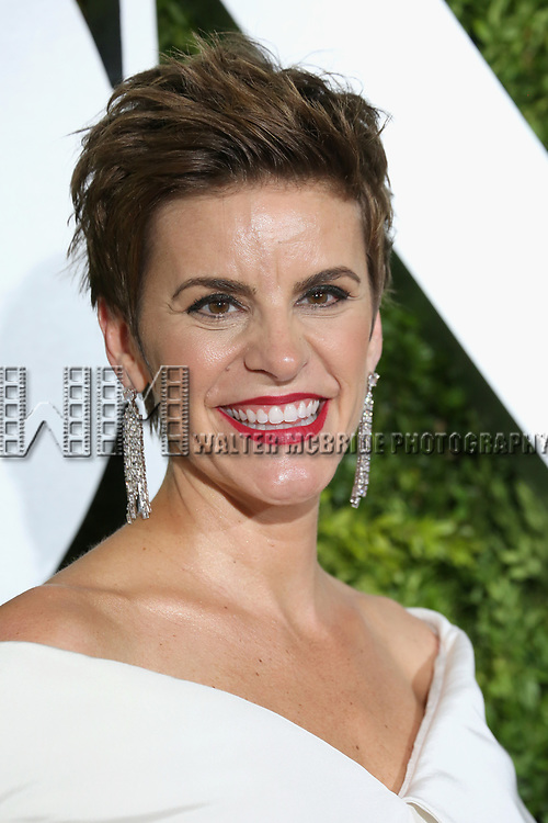 NEW YORK, NY - JUNE 11:  Jenn Colella attends the 71st Annual Tony Awards at Radio City Music Hall on June 11, 2017 in New York City.  (Photo by Walter McBride/WireImage)