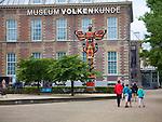 Museum Volkenkunde, national ethnology museum, Leiden, Netherlands
