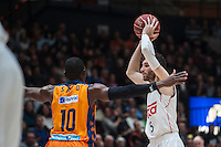 Valencia Basket 87-99 Real Madrid (15-2-2015)
