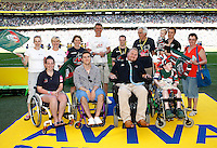 Photo: Richard Lane/Richard Lane Photography. Harlequins v Leicester Tigers. Aviva Premiership Final. 26/05/2012. Photo: Richard Lane/Richard Lane Photography. Walk4Matt 2012.