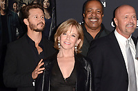 "LOS ANGELES - FEB 7:  Ryan Kwanten, Linda Purl, Robert Gossett, Joe Halpin at the ""The Oath"" Red Carpet Premiere Event at the Sony Studios on February 7, 2018 in Culver City, CA"