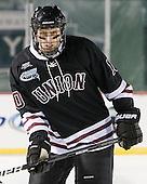 Mark Bennett (Union - 10) - The Union College Dutchmen defeated the Harvard University Crimson 2-0 on Friday, January 13, 2012, at Fenway Park in Boston, Massachusetts.