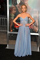 Nastia Liukin at the US premiere for &quot;Tomb Raider&quot; at the TCL Chinese Theatre, Los Angeles, USA 12 March 2018<br /> Picture: Paul Smith/Featureflash/SilverHub 0208 004 5359 sales@silverhubmedia.com