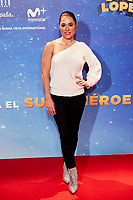 Eva Marciel attends to Super Lopez premiere at Capitol cinema in Madrid, Spain. November 21, 2018. (ALTERPHOTOS/A. Perez Meca) /NortePhoto NORTEPHOTOMEXICO