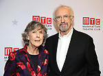 """Eileen Atkins and Jonathan Pryce during the Broadway Opening Night After Party for the MTC  production of  """"The Height Of The Storm"""" at the Copacabana on September 24, 2019 in New York City."""