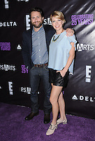 20 May 2016 - Hollywood, California - Charlie Day, Mary Elizabeth Ellis. Arrivals for the P.S. ARTS Presents: The pARTy! held at Neuehouse. Photo Credit: Birdie Thompson/AdMedia