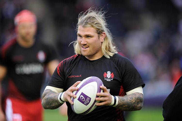 Richard Hibbard of Gloucester Rugby