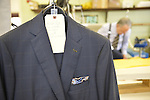 Victor Talbots, customers and fine clothing, in Greenvale, New York, U.S. on April 19, 2014