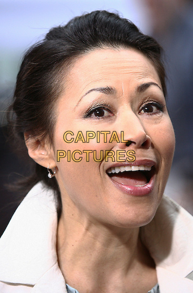 ANN CURRY.Musician Sting performs on NBC's 'Today' at Rockefeller Center New York City, New York, NY, USA..May 14th, 2010.headshot portrait mouth open white.CAP/ADM/PZ.©Paul Zimmerman/AdMedia/Capital Pictures.