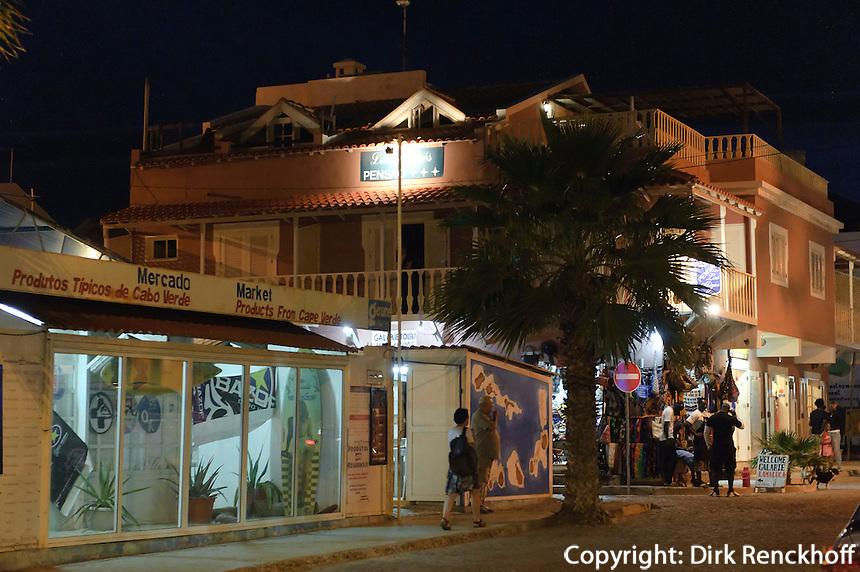 Hotel in Santa Maria, Sal, Kapverden, Afrika