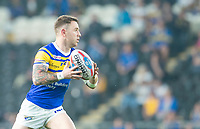 Picture by Allan McKenzie/SWpix.com - 19/04/2018 - Rugby League - Betfred Super League - Hull FC v Leeds Rhinos - KC Stadium, Kingston upon Hull, England - Richie Myler.