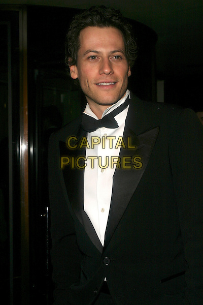 IOAN GRUFFUDD.The Orange British Academy Film Awards aftershow & Grosvenor House Hotel, London, UK..February 19th, 2006.Ref: AH.headshot portrait Gruffud bow tie.www.capitalpictures.com.sales@capitalpictures.com.© Capital Pictures.