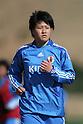 Ayaka Michigami (JPN), ..FEBRUARY 12, 2012 - Football / Soccer : Nadeshiko Japan team training Wakayama camp at Kamitonda Sports Center in Wakayama, Japan. (Photo by Akihiro Sugimoto/AFLO SPORT) [1080]