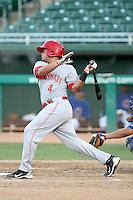 Yovan Gonzalez - AZL Reds - 2010 Arizona League.  Photo by:  Bill Mitchell/Four Seam Images..