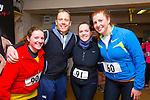 Nora Kelleher, Con Cronin, Lisa Cronin and Michelle Daly enjoying the Puck Warriors Duathlon 5km run 15km cycle 5km run started at JP O Sullivan Park, Killorglin on Saturday