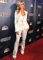 """America's Got Talent"" Season 9 Post Show Red Carpet"