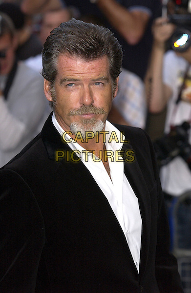 PIERCE BROSNAN.GQ Men Of The Year Awards at the Royal Opera House, Covent Garden, London, WC2..September 6th, 2005.headshot portrait mustache facial hair.www.capitalpictures.com.sales@capitalpictures.com.© Capital Pictures.