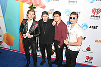 5 Seconds of Summer at the 2018 iHeartRadio KIIS FM Wango Tango by AT&T at Banc of California Stadium 06/03/18