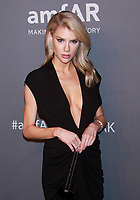 NEW YORK, NY - FEBRUARY 6: Charlotte McKinney arriving at the 21st annual amfAR Gala New York benefit for AIDS research during New York Fashion Week at Cipriani Wall Street in New York City on February 6, 2019. <br /> CAP/MPI99<br /> &copy;MPI99/Capital Pictures