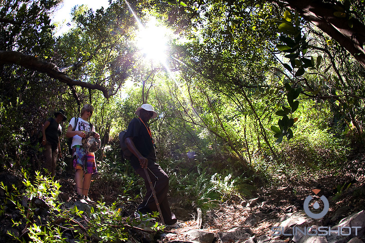 Day 1 of Hike (ClanWillliam - Krakadouw)