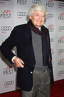 HOLLYWOOD, CA - NOVEMBER 08: Hal Holbrook at the 'Lincoln' premiere during the 2012 AFI FEST at Grauman's Chinese Theatre on November 8, 2012 in Hollywood, California. Credit: mpi21/MediaPunch Inc. /NortePhoto