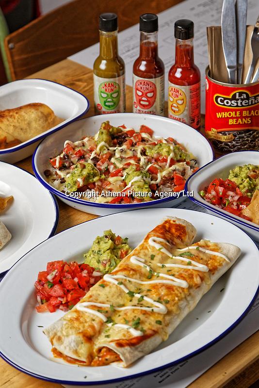 Kalaka Kitchen, Swansea, Wales, UK. Wednesday 16 May 2018