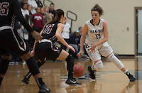 NWA Democrat-Gazette/J.T. WAMPLER  Image from Springdale High School's win against Har-Ber Monday Feb. 8, 2016.
