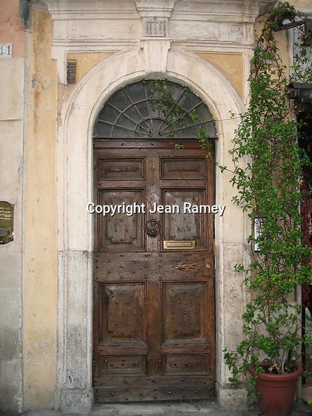 Roman Door II