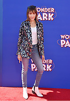WESTWOOD, CA - MARCH 10: Fernanda Romero arrives for the Premiere Of Paramount Pictures' 'Wonder Park' held at Regency Bruin Theatre on March 10, 2019 in Los Angeles, California.<br /> CAP/ROT/TM<br /> &copy;TM/ROT/Capital Pictures