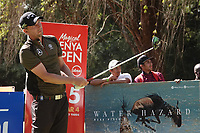 Marcel Siem (GER) in action during the first round of the Magical Kenya Open presented by ABSA, played at Karen Country Club, Nairobi, Kenya. 14/03/2019<br /> Picture: Golffile | Phil Inglis<br /> <br /> <br /> All photo usage must carry mandatory copyright credit (&copy; Golffile | Phil Inglis)
