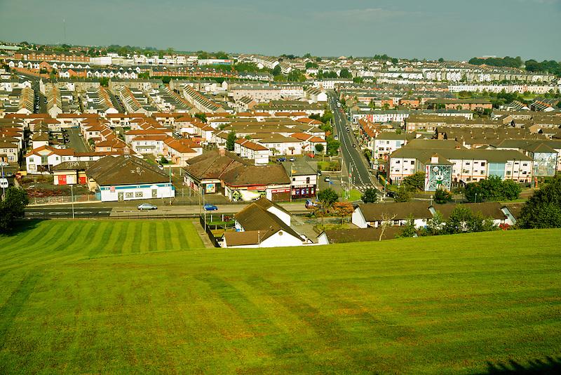 Derry/Londonderry. Northern Ireland