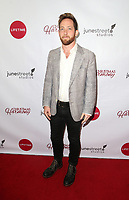 """LOS ANGELES, CA - NOVEMBER 7: Matthew Atticus Berger, at Premiere of Lifetime's """"Christmas Harmony"""" at Harmony Gold Theatre in Los Angeles, California on November 7, 2018. Credit: Faye Sadou/MediaPunch"""