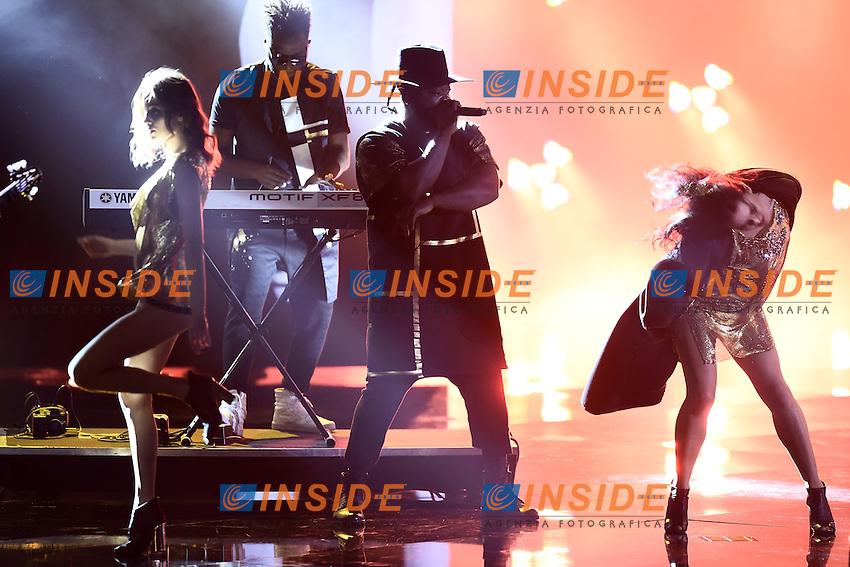 Milano 17-11-2016 - trasmissione Tv X-Factor / foto Daniele Buffa/Image/Insidefoto  <br /> nella foto: Soul System