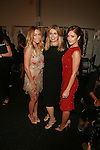 Lauren Conrad, Jenny Packham and Minka Kelly  - Backstage - Mercedes-Benz New York Fashion Week- Jenny Packham Spring/Summer 2013 Runway Show‏,  9/11/12