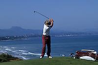 Europe/France/Aquitaine/64/Pyrénées-Atlantiques/Biarritz: Le golf d'Ilbaritz