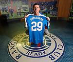 Michael O'Halloran signs for Rangers