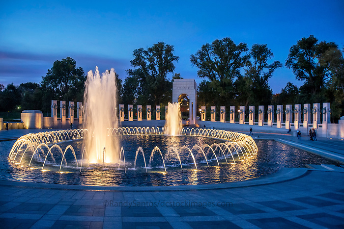 WWII Memorial Washington DC