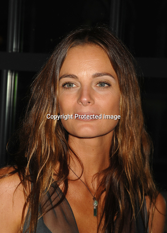 "Gabrielle Anwar..at The Showtime and Marie Claire New York Premiere of ""The Tudors"" at The Hearst Tower. The Show premieres on Showtime on April 1, 2007...Robin Platzer, Twin Images"