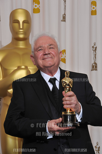David Seidler at the 83rd Academy Awards at the Kodak Theatre, Hollywood..February 27, 2011  Los Angeles, CA.Picture: Paul Smith / Featureflash.