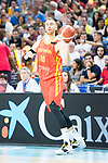 Victor Claver during Spain vs Dominican Republic friendly match in Madrid. August 22, 2019. (ALTERPHOTOS/Francis González)