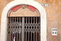 L'Aquila, Città Chiusa - L'Aquila, The Closed City