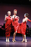 """Guiding Light's Denise Pence """"Katie Parker"""" (C) (producer on this show) performs One Dress with Dottie Belle and Rise Clemmer at """"Union Women at Work: Inspiration In Motion"""" on March 5, 2012 at Theatre at Saint Peter's Church - Home of The York Theatre, New York City, New York which was Sponsored by Actors' Equity Associations Eastern EEO Committee.  The event was an Equity event in celebration of Womens History Month.  (Photo by Sue Coflin/Max Photos)"""